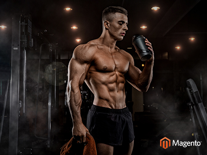 Online Shop for Sports Nutrition Products